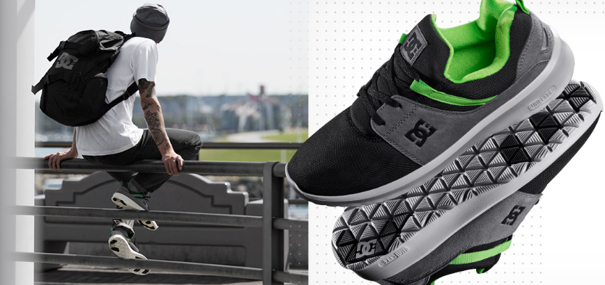 Акции DC Shoes в Комсомольске-на-Амуре